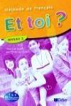 FRAUS Et toi? 2, učebnice cena od 324 Kč
