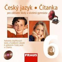 Kolektiv autorů: Český jazyk čítanka 6 cena od 271 Kč