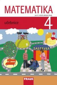 Kolektiv autorů: Matematika 4 učebnice pro 4.ročník základní školy cena od 103 Kč