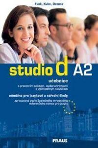 Kolektiv autorů: Studio d A2 cena od 360 Kč