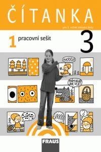 Kolektiv autorů: Čítanka 3/1 pro ZŠ - pracovní sešit cena od 43 Kč