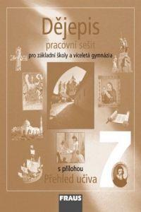 Kolektiv autorů: Dějepis 7 pro ZŠ a VG cena od 79 Kč