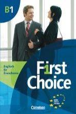 FRAUS First Choice B1 /dovoz/ UČ + 2 CD cena od 549 Kč
