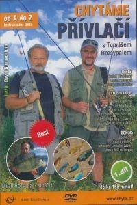 FRAUS DVD Chytáme přívlačí s Tomášem Rozsypalem cena od 169 Kč