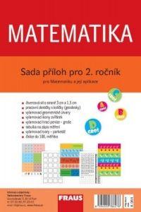FRAUS Sada příloh k Matematice pro 2. ročník cena od 69 Kč