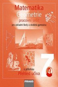 Kolektiv autorů: Matematika 7 geometrie pracovní sešit pro základní školy a víceletá gymnázia cena od 63 Kč