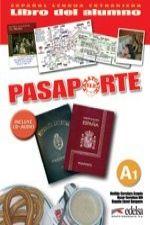 FRAUS Pasaporte A1, učebnice cena od 0 Kč