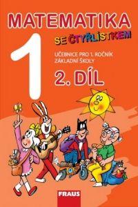 Kolektiv autorů: Matematika se Čtyřlístkem 1/2 pro ZŠ - učebnice cena od 66 Kč