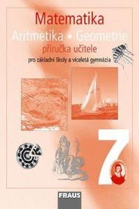 Kolektiv autorů: Matematika 7 příručka učitele cena od 246 Kč