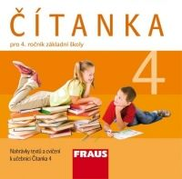 Váňová Kateřina: CD Čítanka 4 pro ZŠ - CD cena od 215 Kč