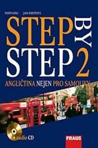 Paddy Long, Jana Kmentová: Step by Step 2 cena od 251 Kč