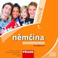 CD Němčina pro jazykové školy nově 1 - CD /1ks/ cena od 157 Kč