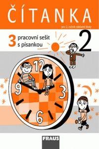 Karel Šebesta, Kateřina Váňová: Čítanka 2/3 pro ZŠ - pracovní sešit - Karel Šebesta cena od 25 Kč