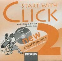 CD Start with Click New 2 - CD pro žáka /1ks/ cena od 99 Kč