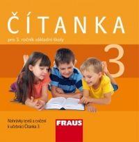 Váňová Kateřina: CD Čítanka 3 pro ZŠ - CD cena od 216 Kč