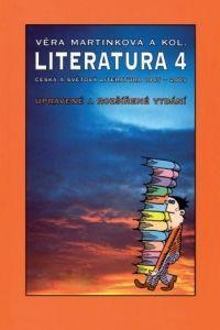 Věra Martinková: Literatura 4 cena od 72 Kč