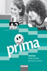Prima A2/díl 4 - Příručka učitele cena od 236 Kč
