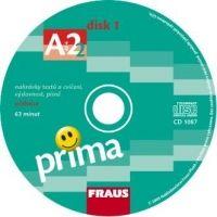 Kolektiv autorů: CD Prima A2/díl 4 - CD k učebnice /2ks/ cena od 367 Kč