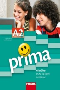 Prima A2/díl 4 - Učebnice cena od 158 Kč