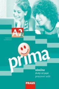 Kolektiv autorů: Prima A2/díl 4 - pracovní sešit cena od 100 Kč