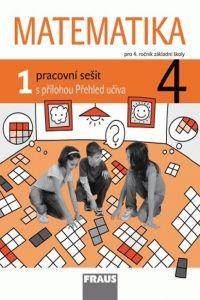 Hejný, Jirotková, Michnová: Matematika 4/1 pro ZŠ - pracovní sešit cena od 40 Kč