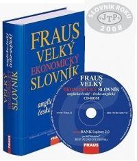 FRAUS komplet Velký ekonomický slovník AČ-ČA (kniha + CD-ROM) cena od 1618 Kč