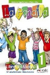 FRAUS La pandilla 1, komplet učebnice s pracovním sešitem cena od 474 Kč