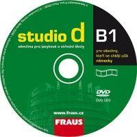 DVD Studio d B1 - DVD cena od 350 Kč
