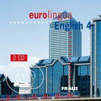 CD Eurolingua English 4 - CD /2ks/ cena od 302 Kč