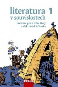FRAUS Literatura v souvislostech pro SŠ 1 /UČ + Čítanka CD-ROM/ cena od 259 Kč