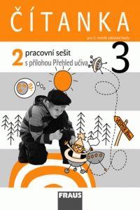 Kolektiv autorů: Čítanka 3/2 pro ZŠ - pracovní sešit cena od 51 Kč
