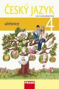 Gabriela Babušová, Jaroslava Kosová: Český jazyk 4 - Učebnice cena od 111 Kč