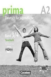 Grammatiki Rizou: Prima A2 - Testy + CD cena od 335 Kč