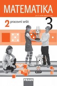 Matematika 3/2 - Pracovní sešit cena od 38 Kč