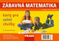 FRAUS Zábavná matematika karty pro 2.ročník ZŠ cena od 66 Kč