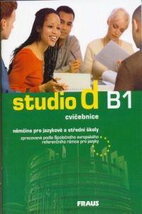 Kolektiv autorů: Studio d B1 - cvičebnice cena od 122 Kč