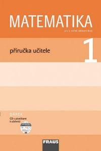 Matematika 1 - Příručka učitele cena od 301 Kč
