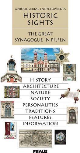 FRAUS Památky Velká synagoga v Plzni /AV/ cena od 35 Kč