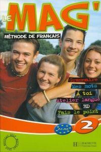 FRAUS Le Mag´ 2, učebnice cena od 259 Kč