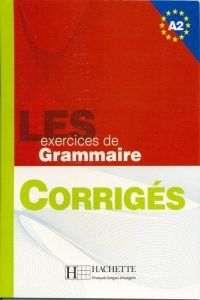 FRAUS LES 500 Exercices de grammaire A2 klíč cena od 130 Kč