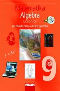 Matematika 9 - Algebra cena od 103 Kč
