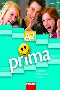 Kolektiv autorů: Prima A2/díl 1 Němčina jako druhý cizí jazyk učebnice cena od 151 Kč