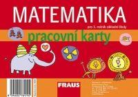 FRAUS Matematika 1 pro ZŠ pracovní karty cena od 160 Kč