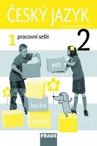 Kolektiv autorů: Český jazyk 2 pracovní sešit 1 pro 2.ročník základní školy cena od 34 Kč