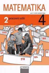 Matematika 4/2 - Pracovní sešit cena od 41 Kč