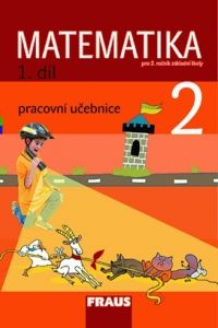 Kolektiv autorů: Matematika 2 pracovní učebnice 1.díl pro 2.ročník základní školy cena od 80 Kč