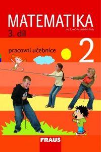 Matematika 2/3 - Pracovní učebnice cena od 62 Kč