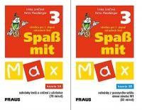 FRAUS Spaß mit Max 3 MC cena od 0 Kč