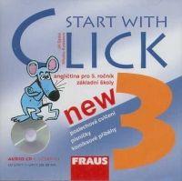 FRAUS Start with Click New 3 CD k UČ cena od 173 Kč