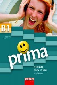 Kolektiv autorů: Prima B1 Němčina jako druhý cizí jazyk učebnice cena od 197 Kč